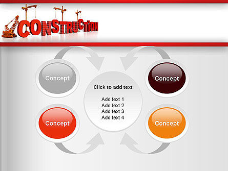 Building Construction PowerPoint Template Slide 6