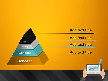 Business Growth PowerPoint Template, Slide 4, 13012, Business — PoweredTemplate.com