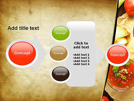 Vegetable Soup PowerPoint Template Slide 17
