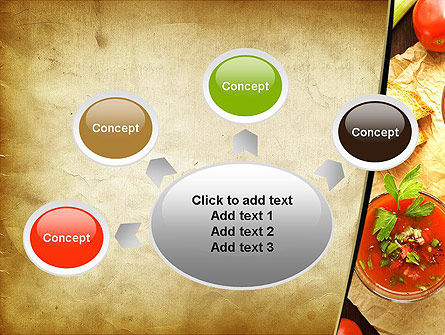 Vegetable Soup PowerPoint Template Slide 7