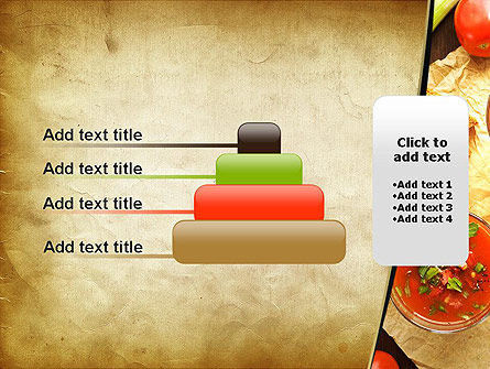 Vegetable Soup PowerPoint Template Slide 8