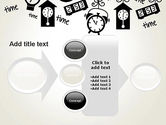 Floating Hours PowerPoint Template#17