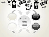 Floating Hours PowerPoint Template#6