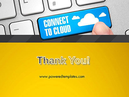 Cloud Backup PowerPoint Template Slide 20