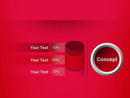 Crimson PowerPoint Template Slide 11