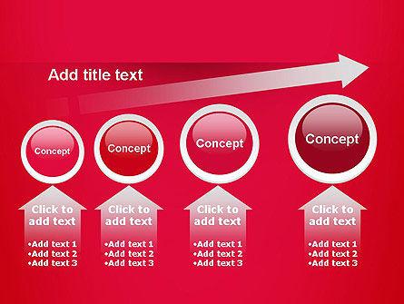 Crimson PowerPoint Template Slide 13