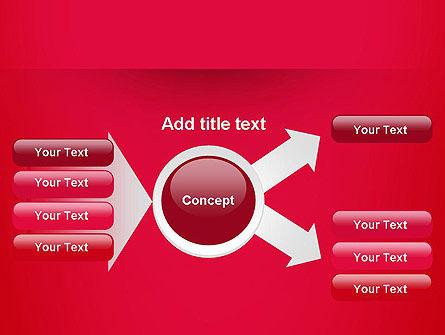 Crimson PowerPoint Template Slide 14