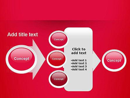 Crimson PowerPoint Template Slide 17