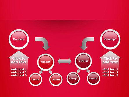 Crimson PowerPoint Template Slide 19