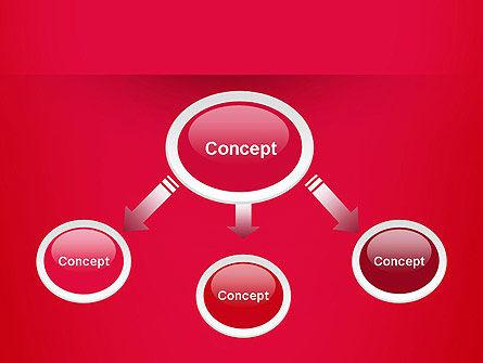 Crimson PowerPoint Template Slide 4