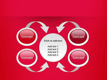 Crimson PowerPoint Template Slide 6