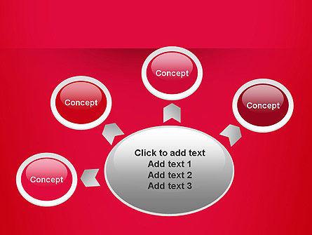 Crimson PowerPoint Template Slide 7