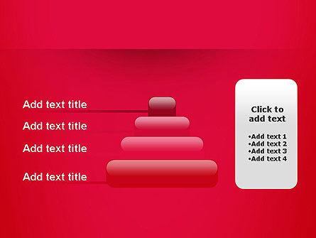 Crimson PowerPoint Template Slide 8
