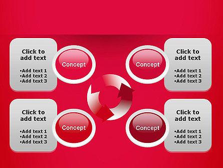 Crimson PowerPoint Template Slide 9
