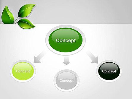 Ecological Theme PowerPoint Template, Slide 4, 13050, Nature & Environment — PoweredTemplate.com