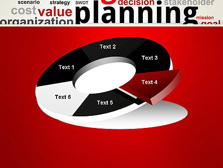 Strategic Planning and Management Word Cloud PowerPoint Template Slide 19