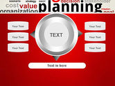Strategic Planning and Management Word Cloud PowerPoint Template#12