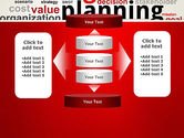 Strategic Planning and Management Word Cloud PowerPoint Template#13