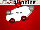 Strategic Planning and Management Word Cloud PowerPoint Template#14
