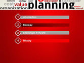 Strategic Planning and Management Word Cloud PowerPoint Template#3