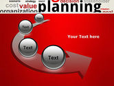 Strategic Planning and Management Word Cloud PowerPoint Template#6