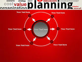 Strategic Planning and Management Word Cloud PowerPoint Template#7