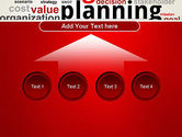 Strategic Planning and Management Word Cloud PowerPoint Template#8