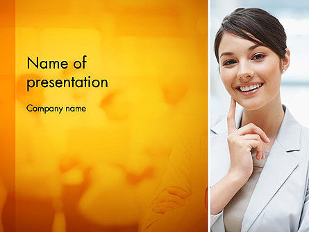 Consultancy Theme PowerPoint Template