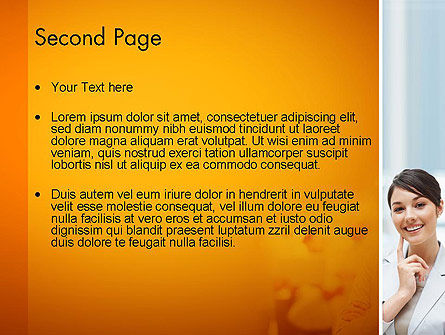 Consultancy Theme PowerPoint Template Slide 2