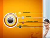 Consultancy Theme PowerPoint Template#3