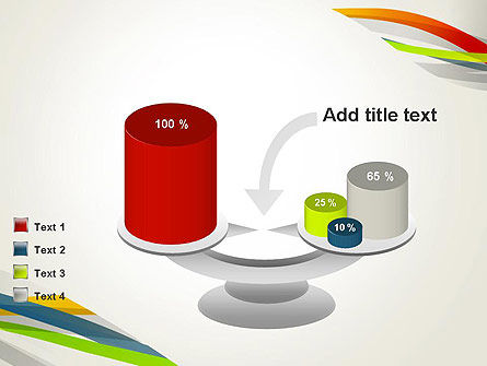 Streaming Stripes PowerPoint Template Slide 10