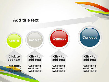 Streaming Stripes PowerPoint Template Slide 13