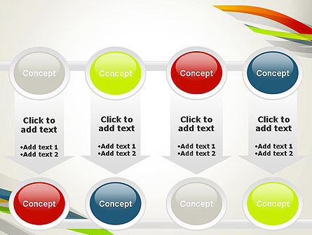 Streaming Stripes PowerPoint Template Slide 18