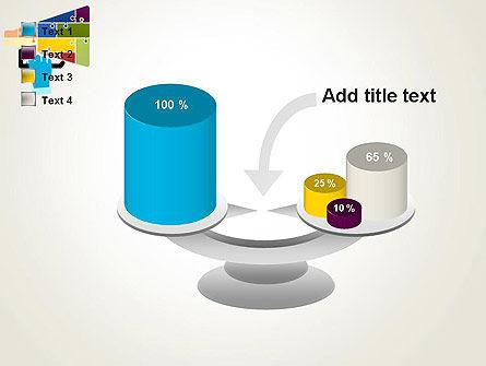 Megaphone Puzzle PowerPoint Template Slide 10