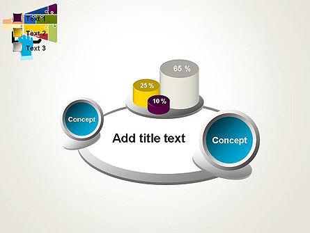 Megaphone Puzzle PowerPoint Template Slide 16