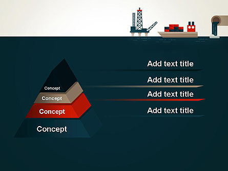 Oil Transportation PowerPoint Template, Slide 4, 13075, Cars and Transportation — PoweredTemplate.com