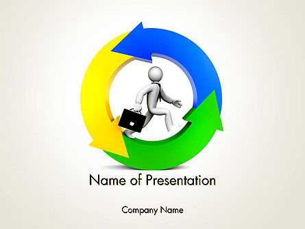 Consulting: Business Continuity Planning PowerPoint Template #13076