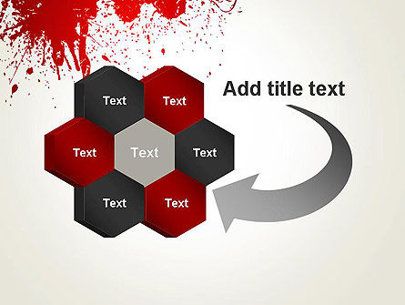 Murder PowerPoint Template Slide 11