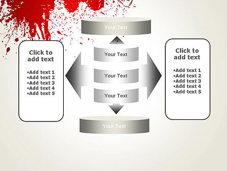 Murder PowerPoint Template Slide 13