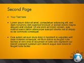 Global Ecology PowerPoint Template#2