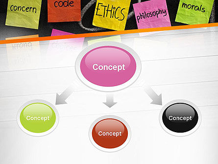 Ethics Principles PowerPoint Template, Slide 4, 13098, Education & Training — PoweredTemplate.com