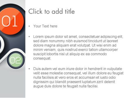 Futuristic PowerPoint Template, Slide 3, 13100, Business — PoweredTemplate.com