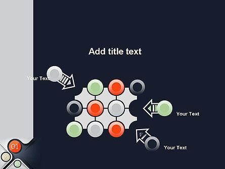 Futuristic PowerPoint Template Slide 10