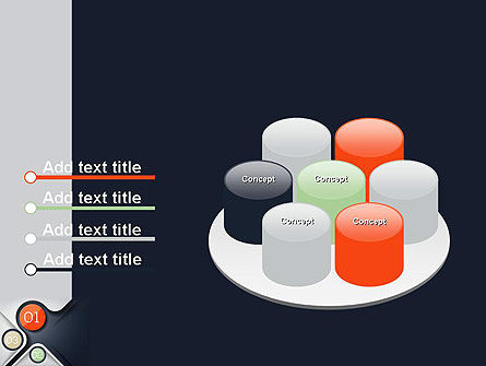 Futuristic PowerPoint Template Slide 12