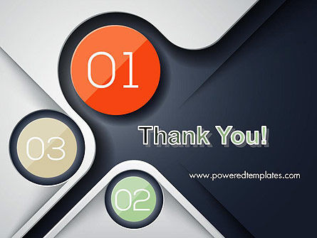 Futuristic PowerPoint Template Slide 20