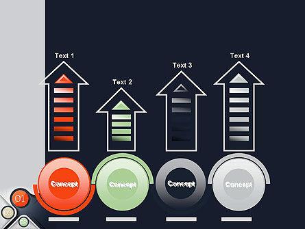 Futuristic PowerPoint Template Slide 7