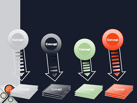Futuristic PowerPoint Template Slide 8