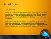 Speaking Trumpet PowerPoint Template#2