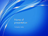 Abstract/Textures: Stylized Plant PowerPoint Template #13116