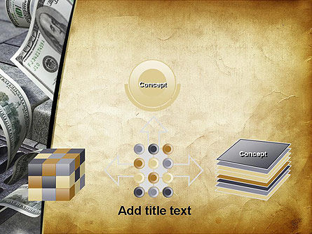 Throwing Money Down Drain PowerPoint Template Slide 19